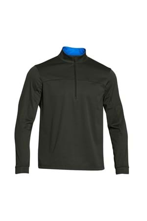 Picture of Under Armour UA Storm Elemental 1/2 Zip - Artillary Green