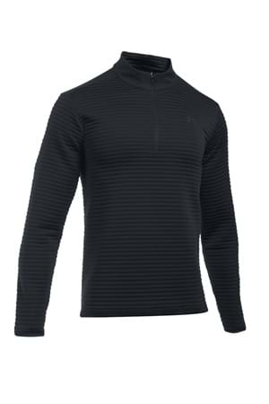 Picture of Under Armour UA Tips Daytona 1/4 Zip - Black