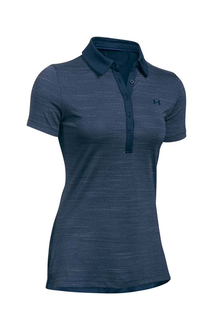 Picture of Under Armour ZNS Zinger Polo Shirt - Navy