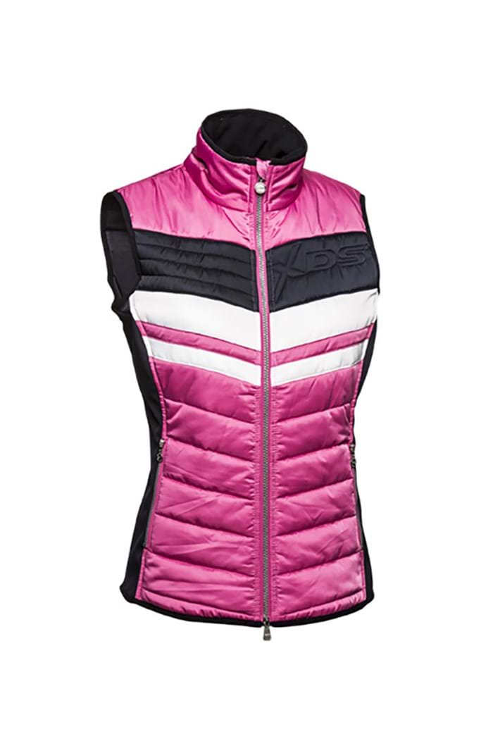 Picture of Daily Sports Alberta Wind Vest/Gilet - Rouge Pink