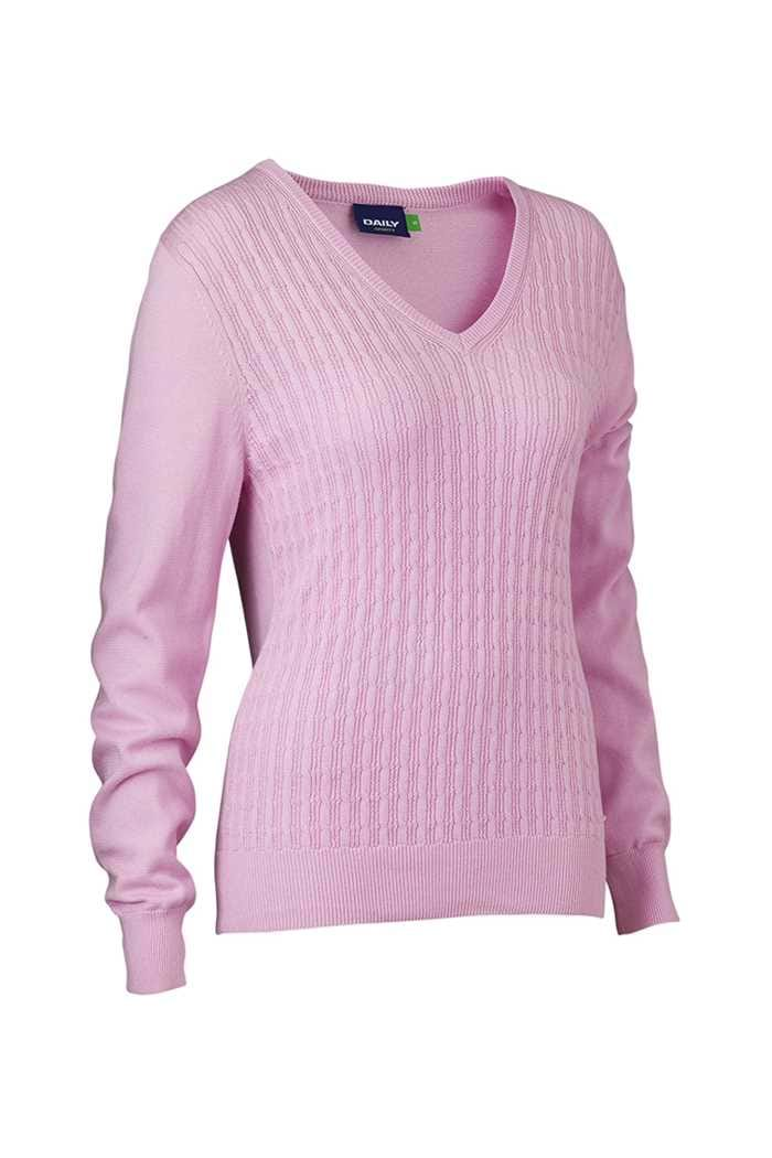Picture of Daily Sports ZNS Campbell Pullover - Rose