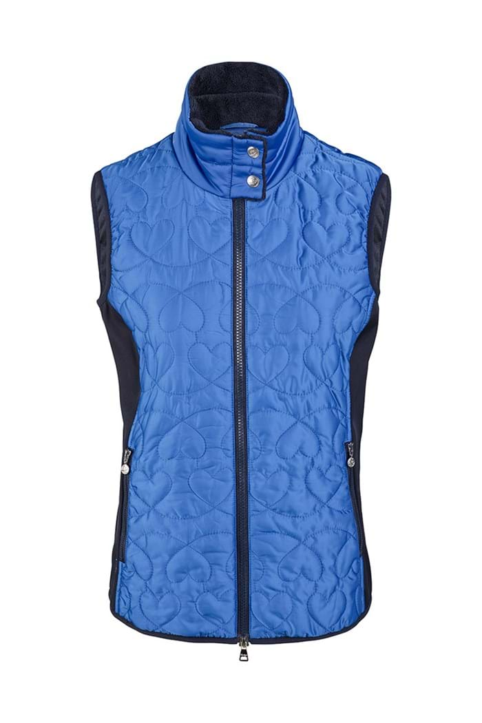 Picture of Daily Sports ZNS Harley Wind Vest - Bright Blue