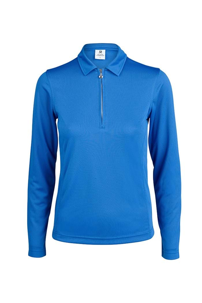 Picture of Daily Sports ZNS Macy L/S Polo - Bright Blue