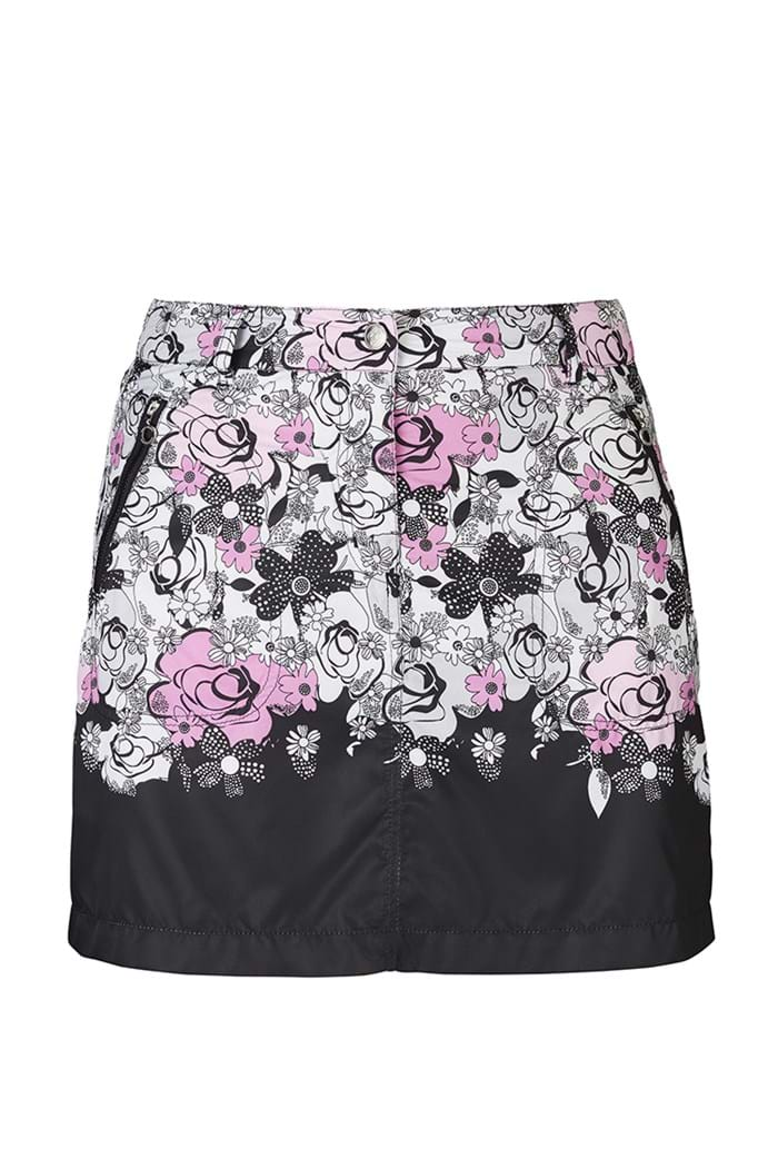 Picture of Daily Sports zns  Nell Skort - 45cm - Black