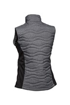 Picture of Daily Sports zns Paulina Wind Vest/Gilet - Smoke Grey