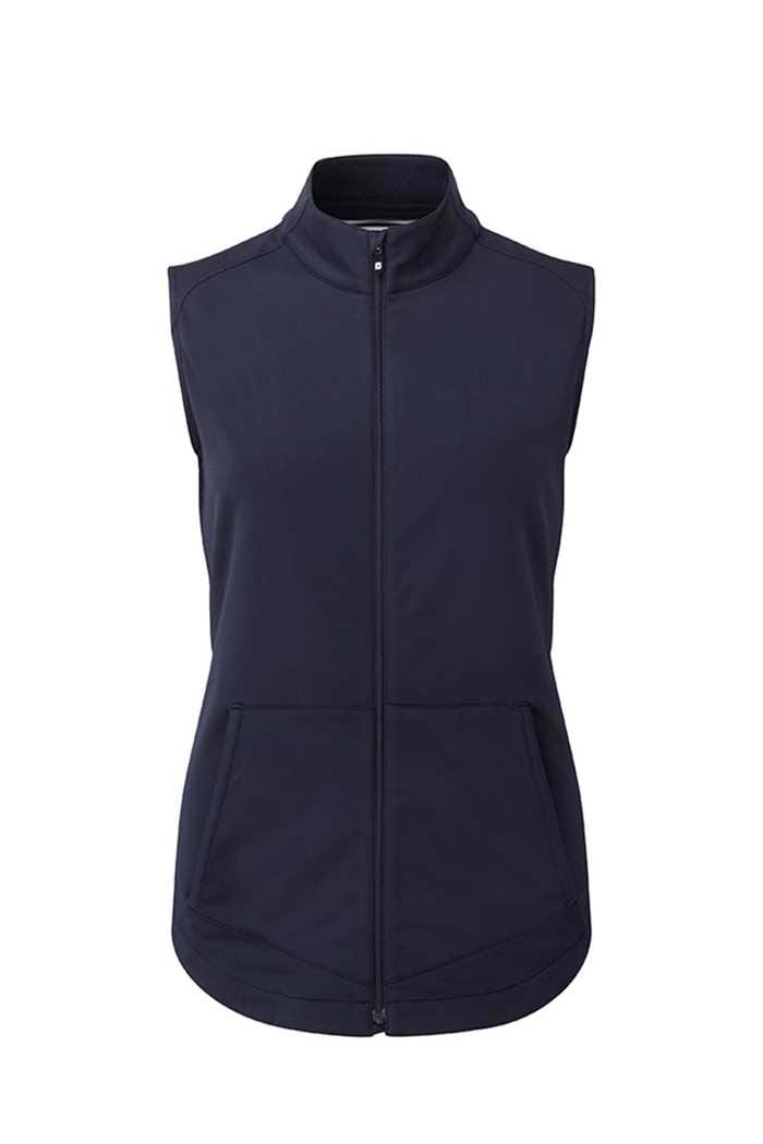 Picture of Footjoy Brushed Chillout Vest - Navy