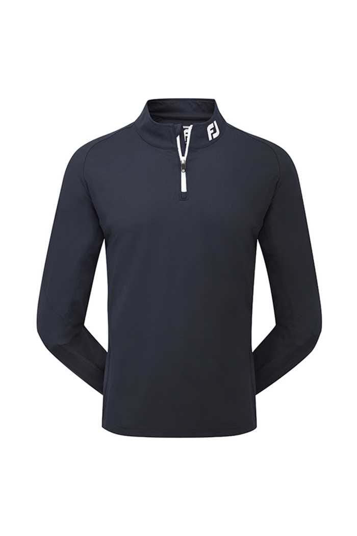 Picture of Footjoy zns Chill-Out Pullover - Navy/White