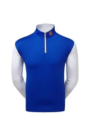 Picture of Footjoy Double Layer Contrast Chillout - Blue/White/Melon