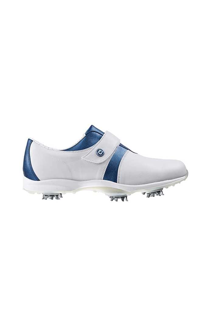 Picture of Footjoy Ladies emBody Golf Shoes - White/Navy