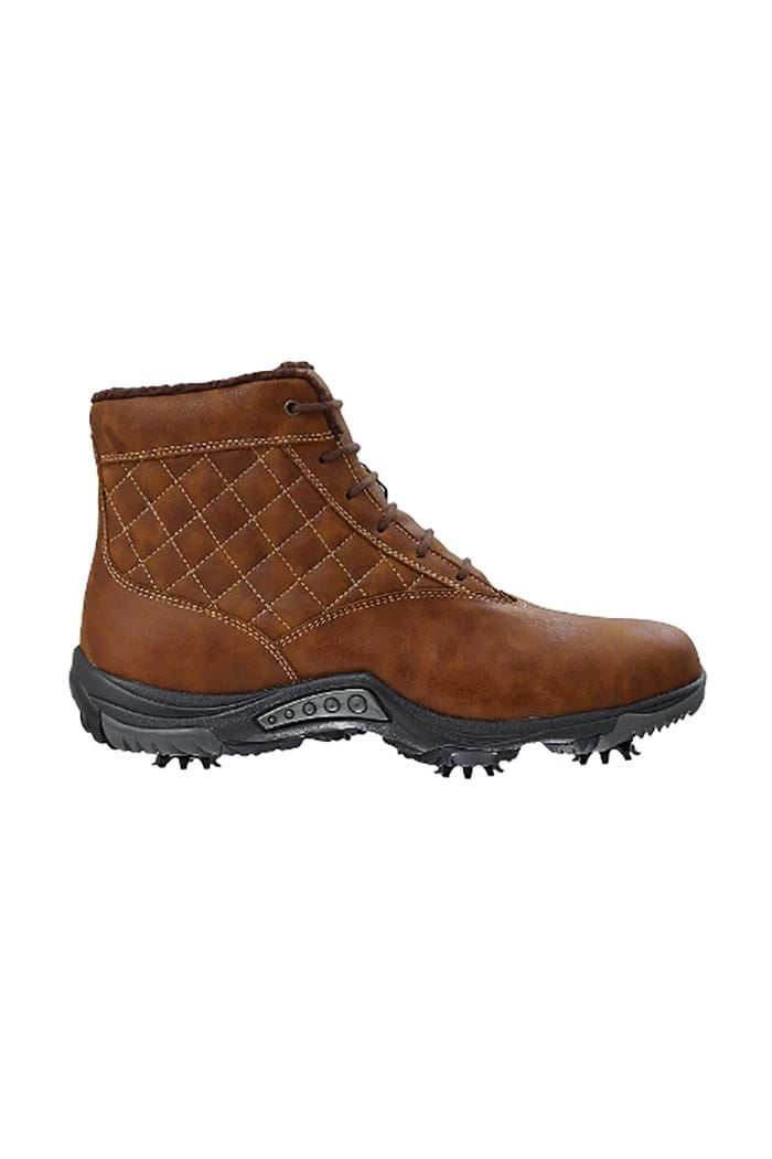 Picture of Footjoy ZnS Ladies Golf Boots - Brown