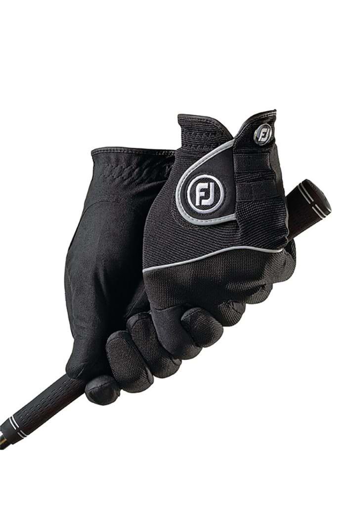 Picture of FootJoy Ladies Rain Grip Pair Gloves - Black