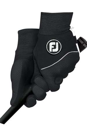 Picture of Footjoy Men's Winter-Sof Pair Gloves - Black