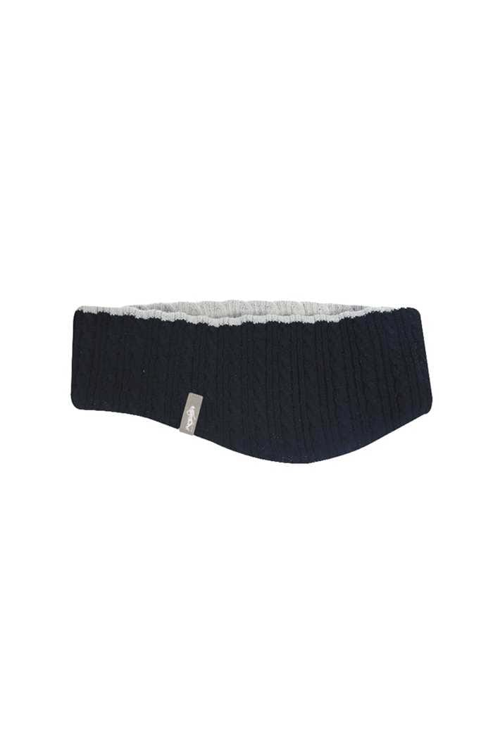 Picture of Glenmuir zns Aurora Ladies Headband - Navy/Grey