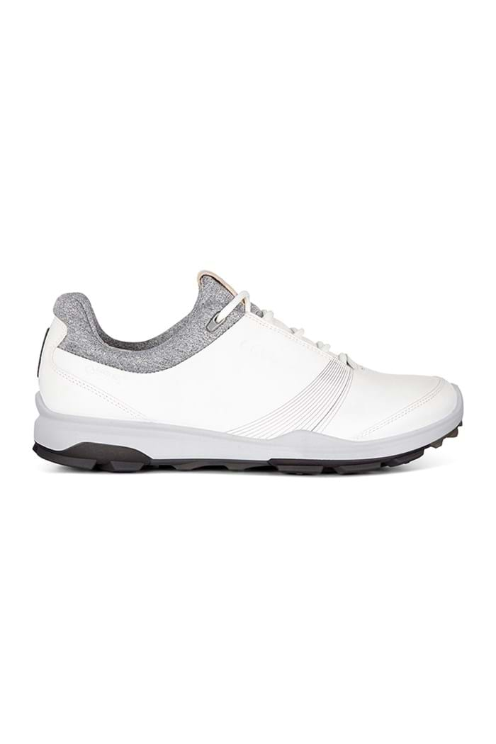Picture of Ecco Ladies Biom Hybrid 3 - Goretex - White / Black
