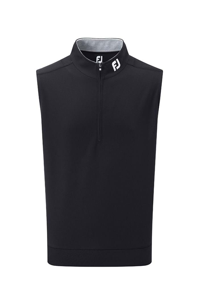 Picture of Footjoy Spun Poly Chill-Out Vest - Black