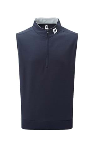 Picture of Footjoy Spun Poly Chill-Out Vest - Navy