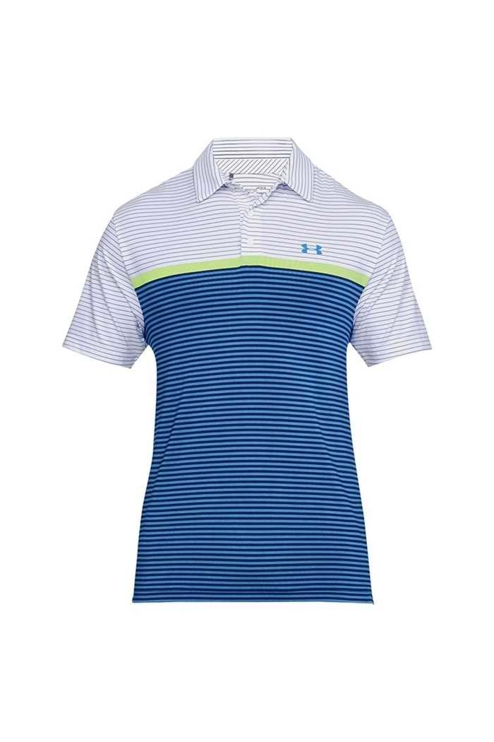 Picture of Under Armour UA Playoff Polo - White 126