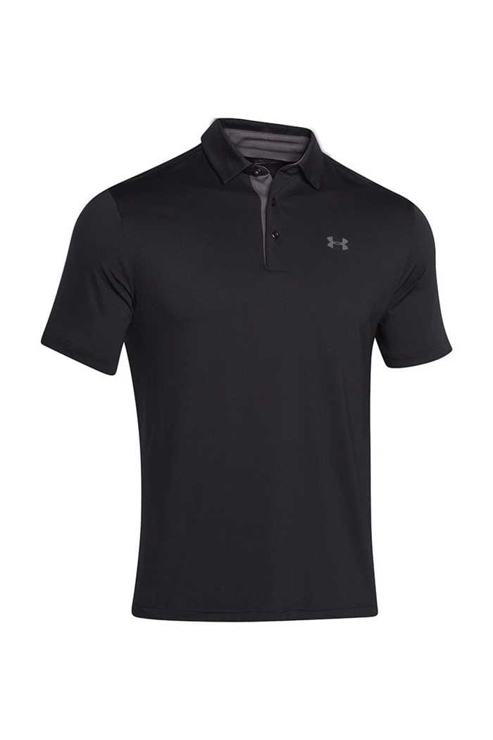 Picture of Under Armour UA Playoff Polo - Black 001