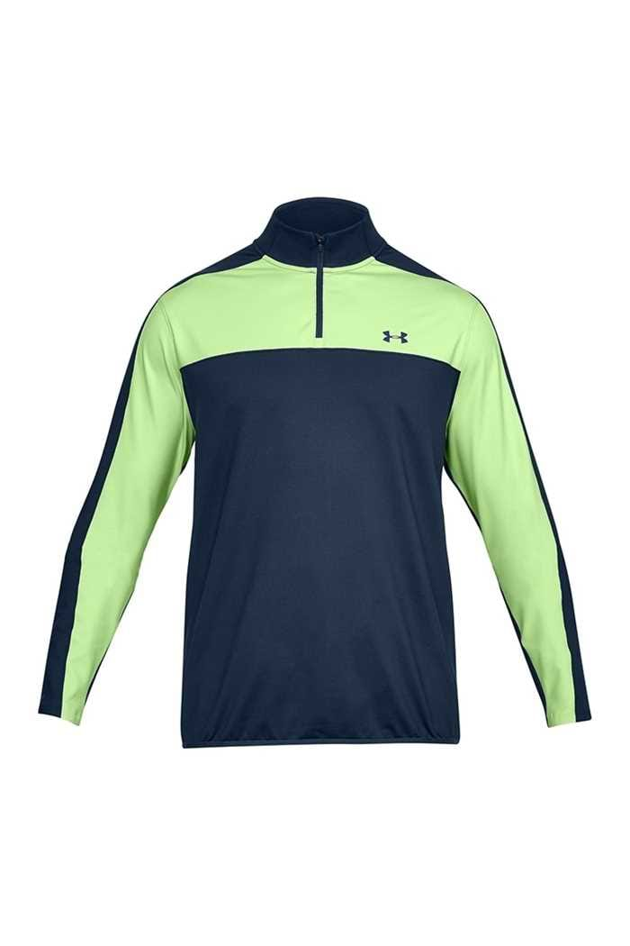 Picture of Under Armour UA 1/4 Zip Midlayer - Navy
