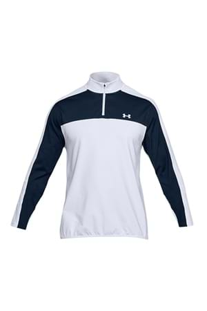 Picture of Under Armour UA 1/4 Zip Midlayer - White