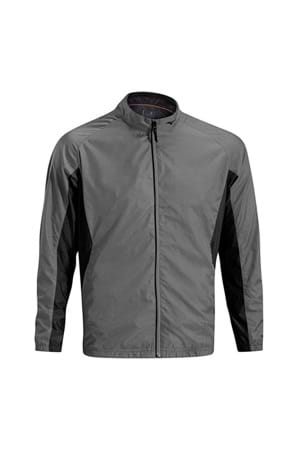 Picture of Mizuno Windproof Jacket - Heather/Black