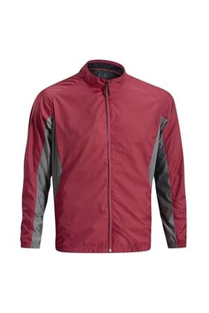 Picture of Mizuno Windproof Jacket - Samba/Heather
