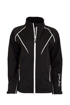 Picture of Green Lamb New Hush Waterproof Jacket - Black/White