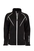 Picture of Green Lamb New Hush Waterproof Jacket - Black/White