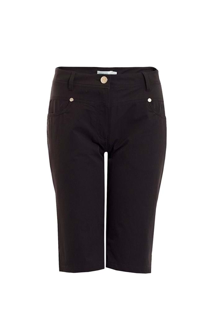 Picture of Green Lamb Tilda Bermuda Shorts - Black