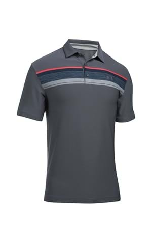 Picture of Under Armour UA Playoff Polo - Grey 078