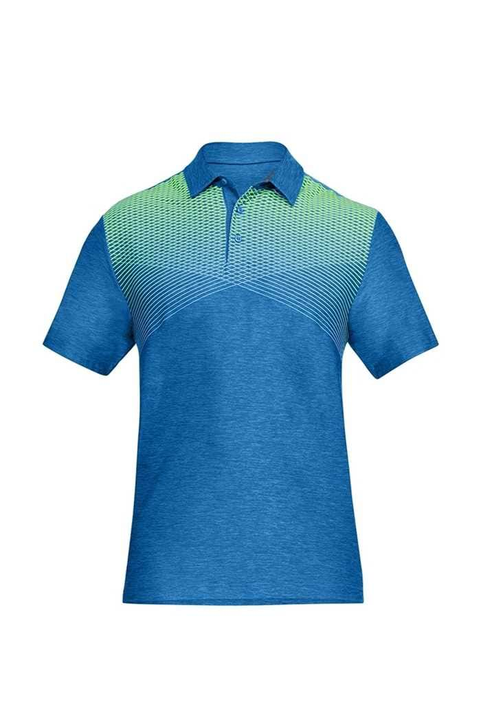Picture of Under Armour ZNS UA Playoff Polo - Blue 453