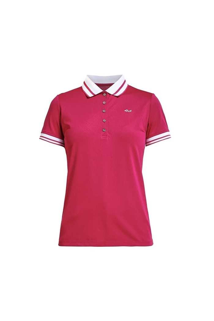 Picture of Rohnisch ZNS Pim Polo Shirt - Hibiscus