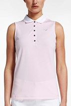 Picture of Rohnisch ZNS Pim Sleeveless Polo Shirt - Cherry Blossom