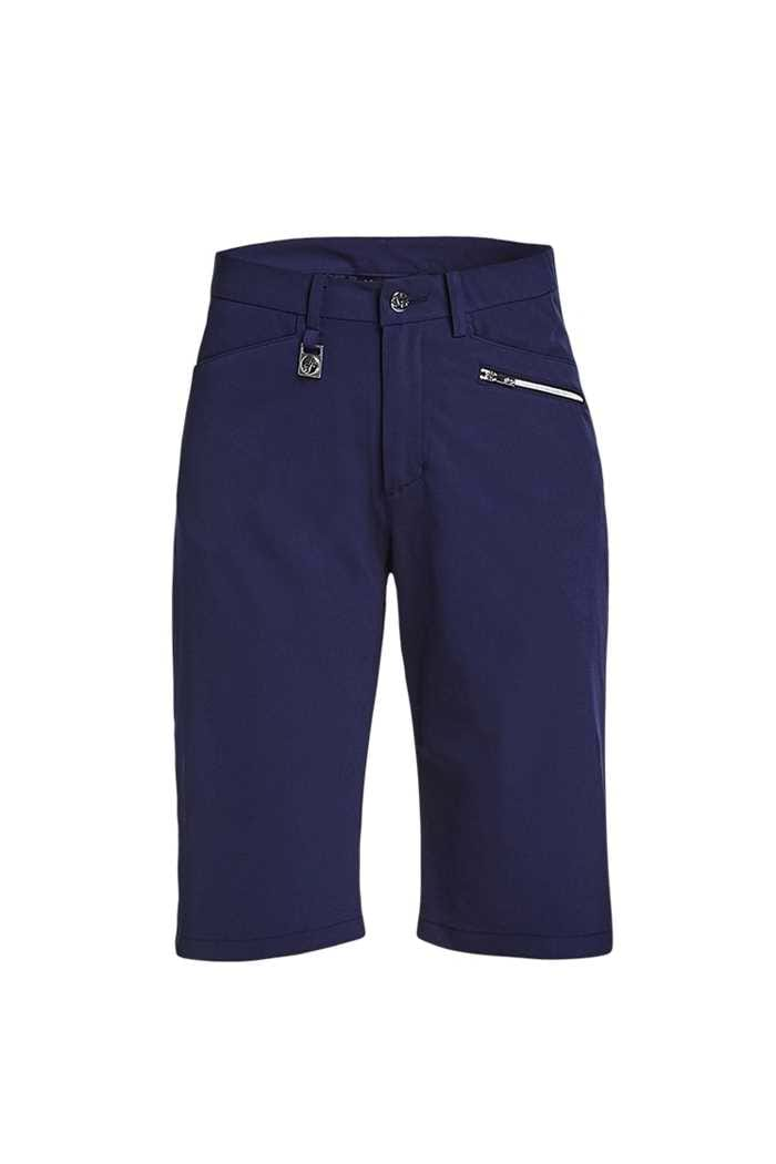 Picture of Rohnisch zns Comfort Stretch Bermuda Shorts - Indigo Night