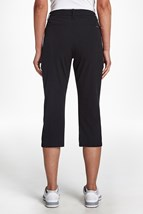 Picture of Rohnisch Comfort Stretch Capri - Black