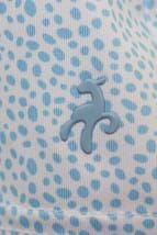 Picture of Green Lamb ZNS Patrice Printed Polo Shirt - Blue