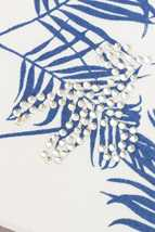 Picture of Green Lamb zns Deanna Print Visor - Ocean