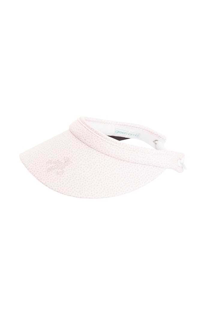 Picture of Green Lamb zns Deanna Print Visor - Pink