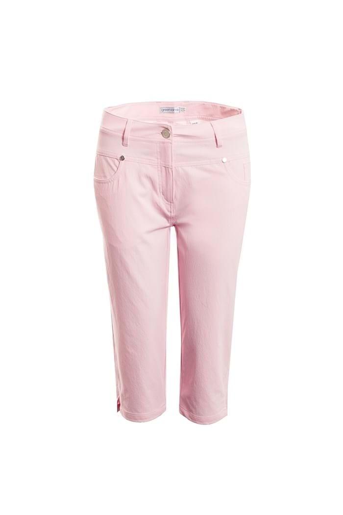 Picture of Green Lamb Tasha Pedal Pushers  - Pink