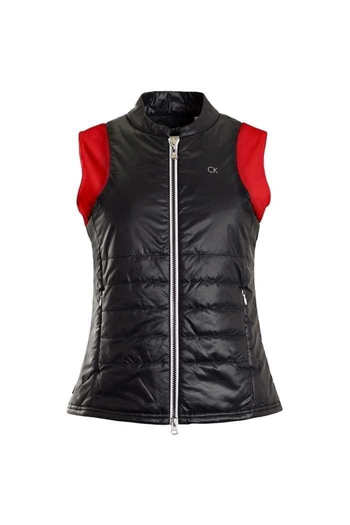 Picture of Calvin Klein zns Coastal Gilet - Black / Red