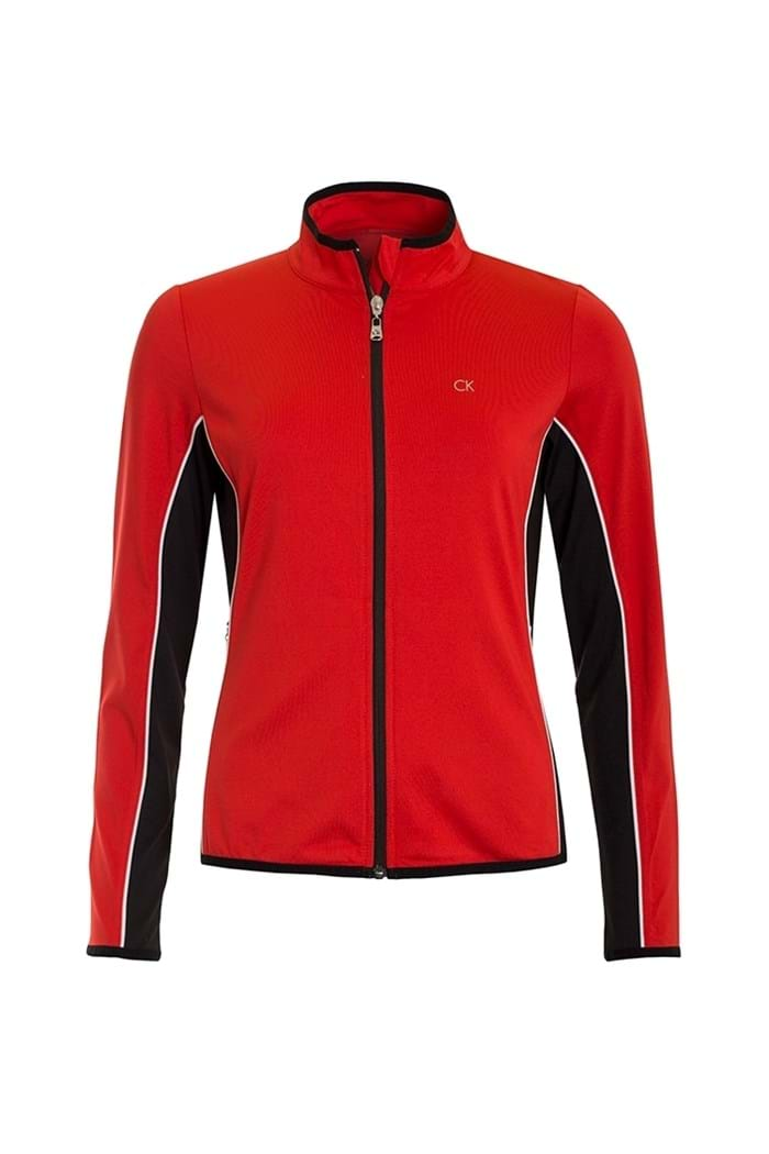 Picture of Calvin Klein zns Harbour Tech Top - Red