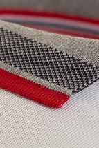Picture of Calvin Klein ZNS Spark Polo Shirt - White / Red