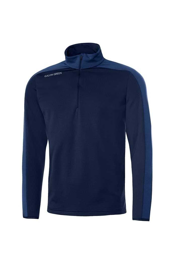 Picture of Galvin Green zns Dex Insula Pullover - Navy / Blue