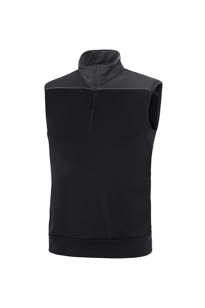 Picture of Galvin Green zns Damon Insula Bodywarmer - Black / Iron / White