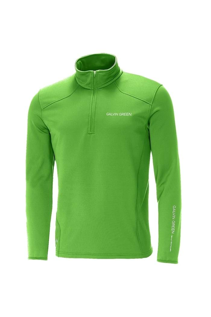 Picture of Galvin Green ZNS Dwayne Tour Pullover - Fore Green