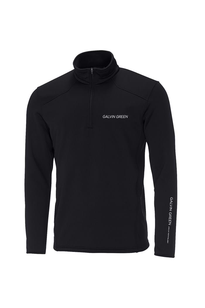 Picture of Galvin Green zns Dwayne Tour Pullover - Black