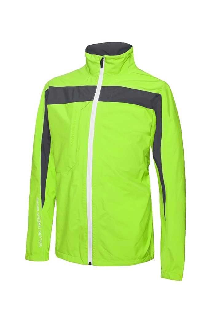Picture of Galvin Green ZNS Reed PacLite Jacket - Vibrant Green - Black