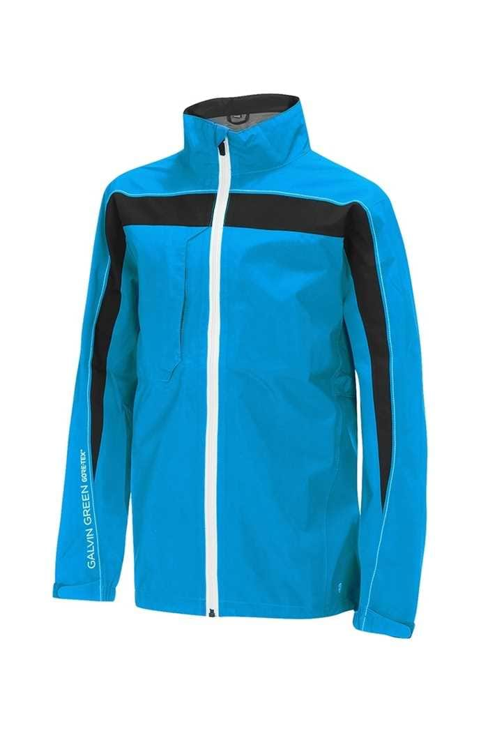 Picture of Galvin Green ZNS Reed PacLite Jacket - Summer Sky / Black