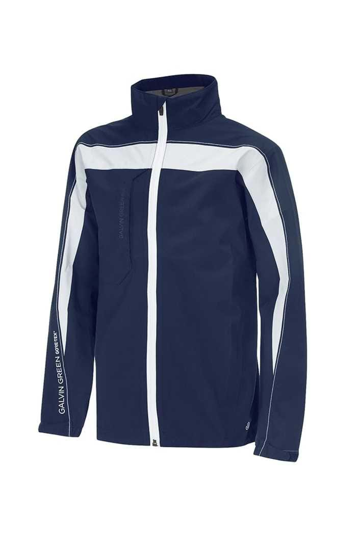 Picture of Galvin Green zns  Reed PacLite Jacket - Midnight Blue / Platinum