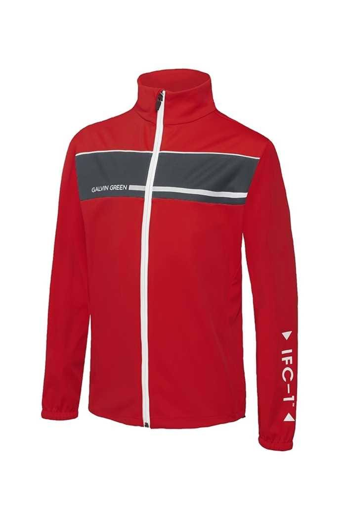 Picture of Galvin Green zns Ringo Interface Jacket - Electric  Red / Gun Metal